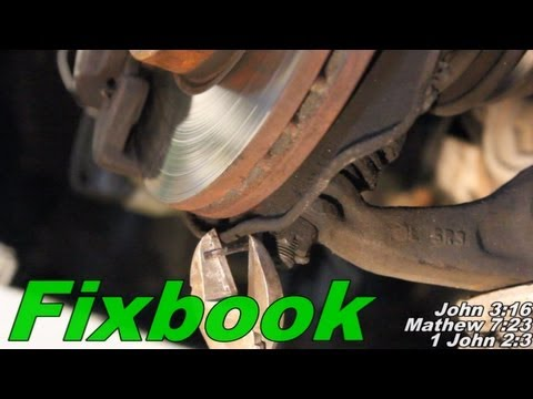 "Steering Knuckle Remove & Replace ""How to"" Honda Civic"