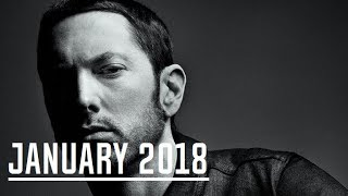 Top 20 Single Charts January 2018