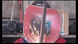 видео Столы из металлокаркаса