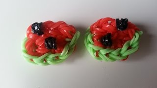 Loom Bands NL Watermeloen