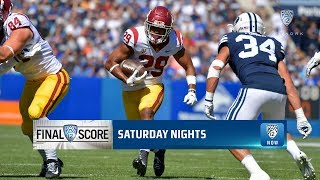 Highlights: No. 24 USC falls in overtime to BYU