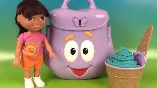 Dora l'exploratrice Sac à dos Oeufs Sachets Surprise Pat' Patrouille Batman