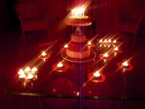 First Wedding Anniversary Celebration