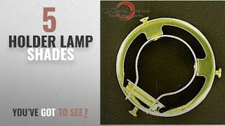 Top 10 Holder Lamp Shades [2018 ]: Upgradelights 2 1/4 Inch Brass Shade Holder for Uno Lamp Shade