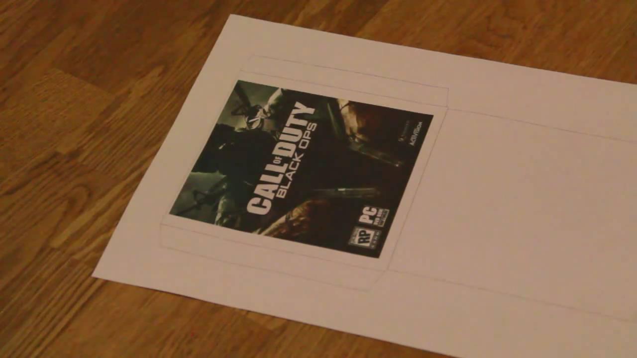 Wir Basteln Uns Eine Cd Dvd Papierhülle Oder Tasche Inkl Vorlage Zum Download