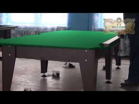Бильярдный стол 10 футов позволяет насладиться классической русской пирамидой. Также существуют модели, разработанные специально для игры в снукер. Если вы планируете покупку такого стола – тогда обратите внимание на наш ассортимент.