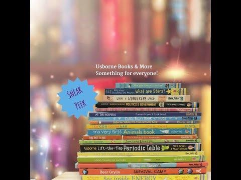 Sneak Peek Usborne Books & More