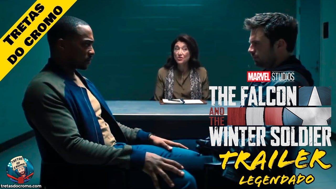 Falcon and the Winter Soldier: Novo trailer revelado durante o Super Bowl