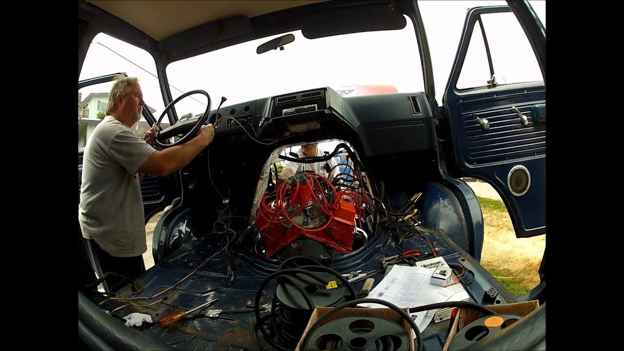 57 Chevy Car For A Starter 1986 Van G20