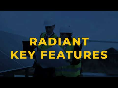 Radiant Solar Monitoring Device