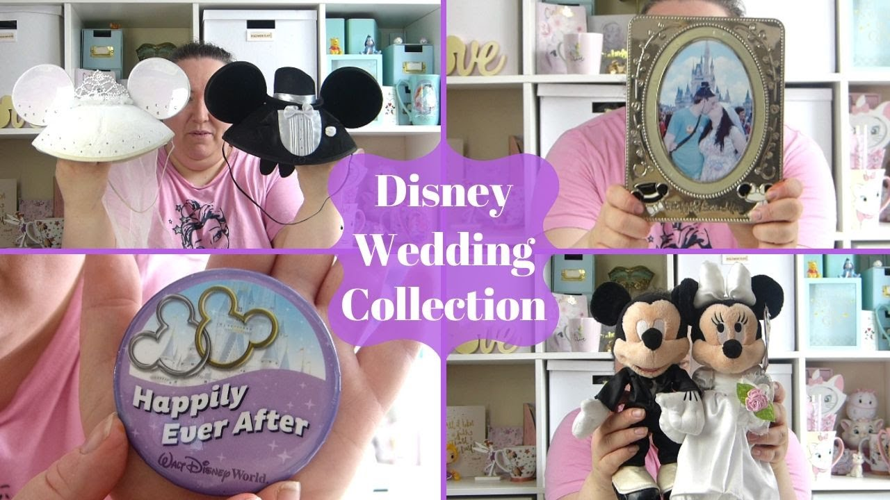 Disney Wedding Collection