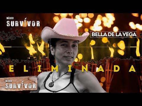 Se extingue el fuego de Bella De La Vega en Survivor México. | Survivor México 2021