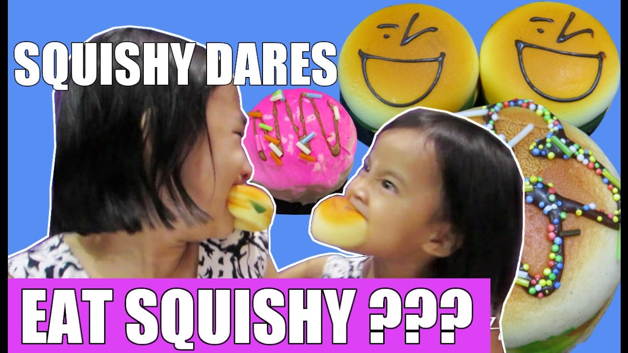 Squishy Dares To Do : 7 Squishy Dares Challenges Lifia Niala INDONESIA Fun... Doovi
