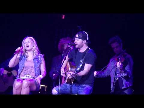 After the Fire is Gone & Somebody That I Used to Know - Dierks Bentley and Miranda Lambert
