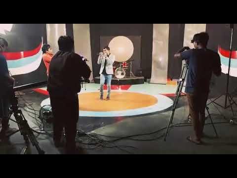 Anwar GoCha Perform Lagu Dangdut Barunya - Darling - Matrix TV #Jakarta #Indonesia