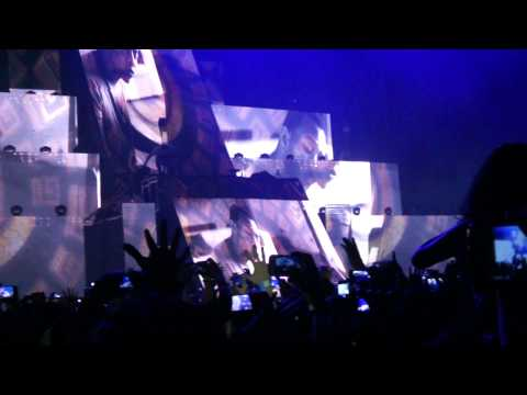 Dash Berlin Opening All Of Me live @ Electric Zoo Mexico 2014
