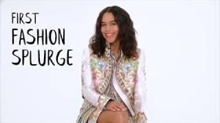 Laura Harrier for Teen Vogue -