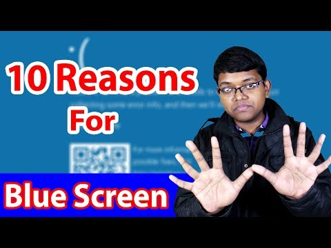 How To Fix Blue Screen Error   PC Randomly Restarts   Computer Stability Issue Explained In Hindi