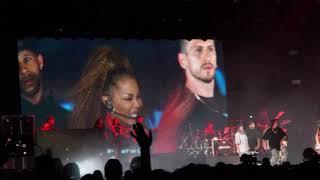 Janet Jackson Essence Music Festival 2018