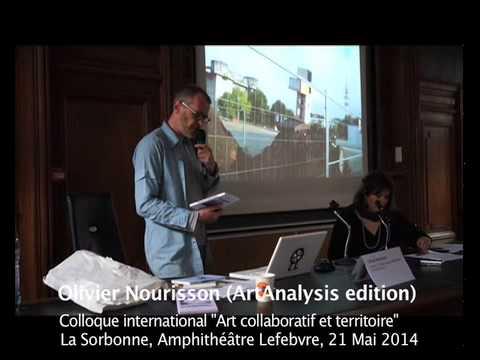 ArtAnalysis Edition à La Sorbonne