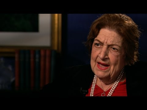 Helen Thomas  An Unlikely Source on Watergate