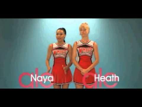 Behind The Scenes - Glee Season 2 Publicity Photoshoot