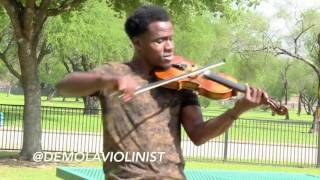 MARRY YOU  DIAMOND PLATNUMZ X NE YO  VIOLIN COVER  DEMOLA