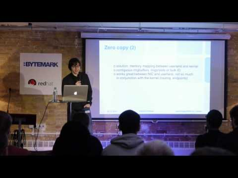 Franco Fichtner: An introduction to userland networking