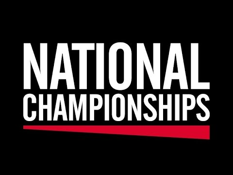 2016 Cadet and Junior National Championships - Day 1a