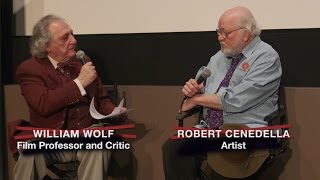 Art Bastard Q&A with William Wolf from William Wolf's Movie Preview