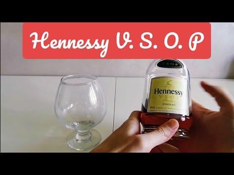 Коньяк Hennessy V. S. O. P. Не стоит своих денег?