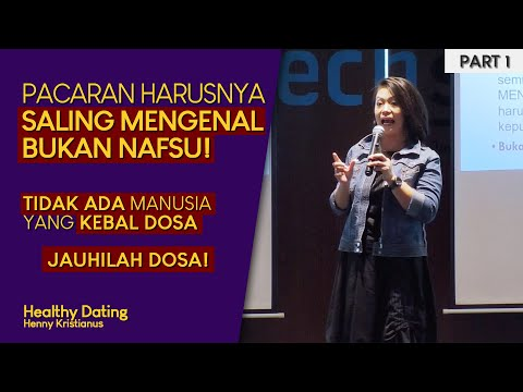 Healthy Dating - Henny Kristianus At Living Community