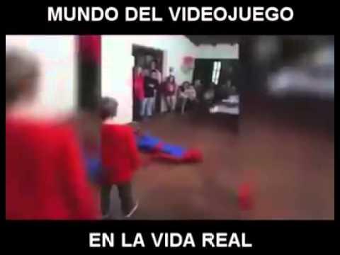Mortal kombat- Realidad