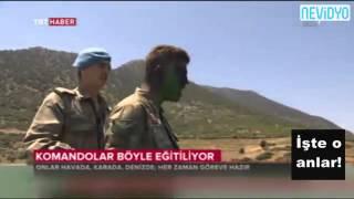 Dünyanın en zor komando eğitimi işte türk askeri