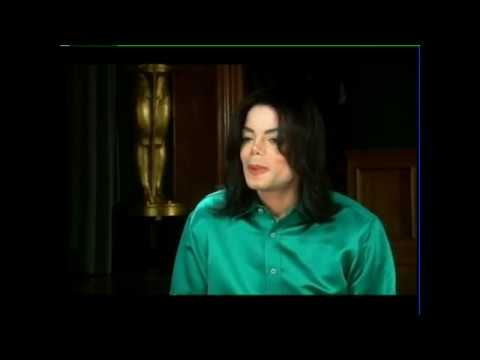 Michael Jackson On Peter Pan - Martin Bashir.