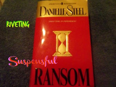 RANSOM - DANIELLE STEEL - BOOK REVIEW #28 - NO SPOILERS