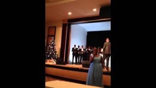 Chorale de Kigali - Concert chants de nöel
