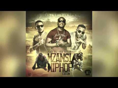 Mzansi Hip Hop mixed by ClubBanga
