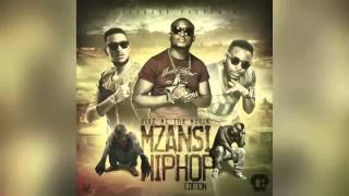 Mzansi Hip Hop mixed by ClubBanga
