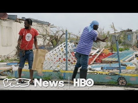 Barbuda Has To Completely Rebuild After Hurricane Irma (HBO)
