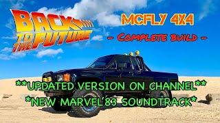 1985 Toyota 4x4 Hilux Pickup - Back To The Future Marty McFly Truck - Complete Replica Build смотреть онлайн в хорошем качестве бесплатно - VIDEOOO