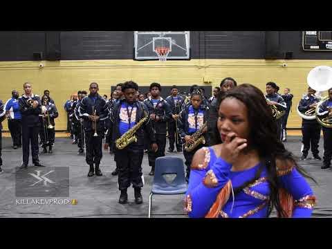 KIPP Vs Southwind High School @ the 2019 North Vs South Memphis Battle of the Bands