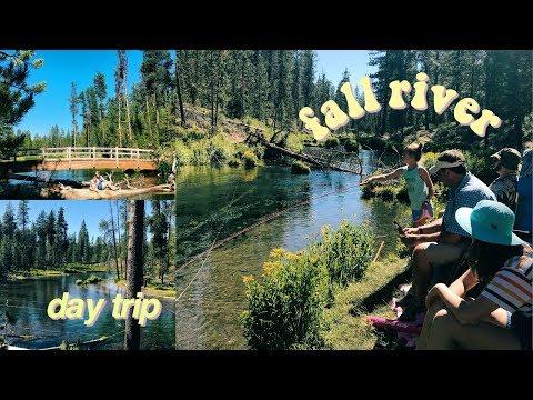 oregon hidden gems: fall river day trip!