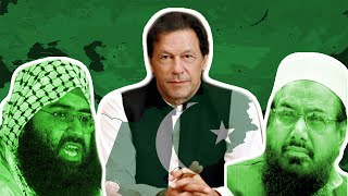 Why does Pakistan support terrorist groups?