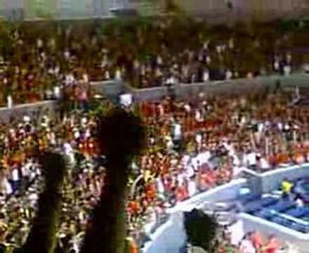 2006 NCAA Game 3 : The Bedan Hymn