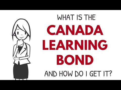 GET EDUCATION MONEY FROM THE GOVERNMENT - The Canada Learning Bond - Explained 2019