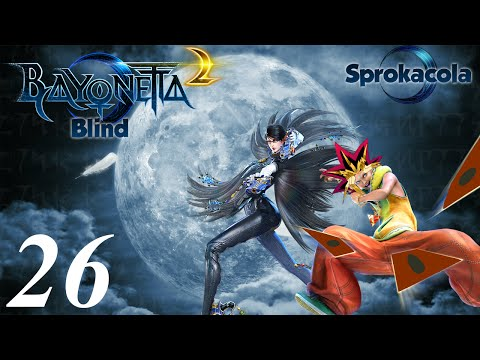 Bayonetta 2 Part 26: He's Gonna Take You Back to the Past
