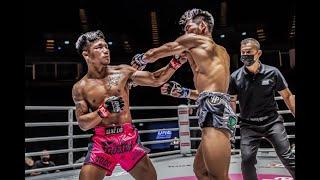 """Full trận Rodtang Jitmuangnon đánh bại Petchdam: Quá khó lấy đai ONE của """"Người Sắt"""" Thái Lan"""