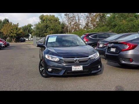 2016 Honda Civic Ex-t Sedan Merced Turlock Madera Fresno Stockton Modesto