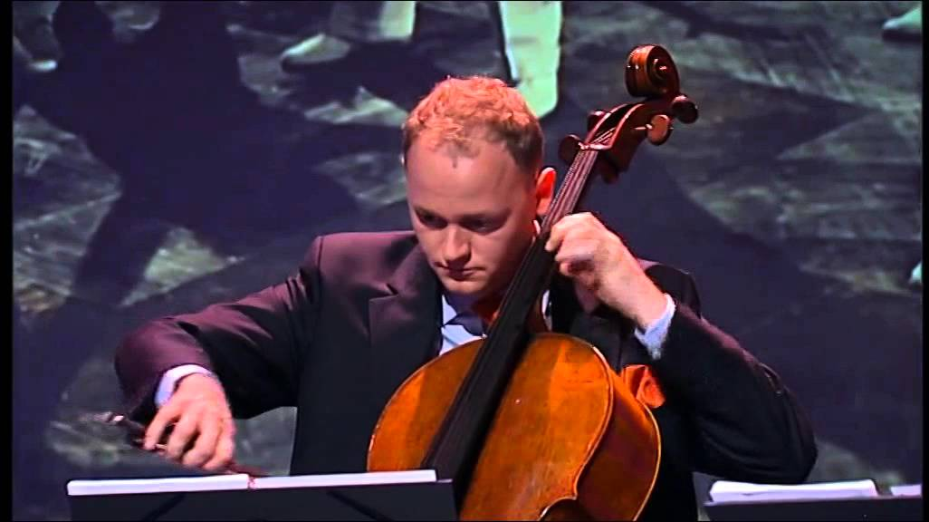 Film Music: The 12 Cellists of the Berlin Phiharmo